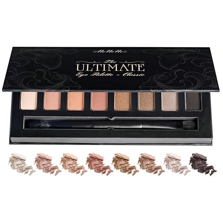 Ultimate Eye Palette - Soft Rose