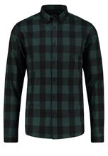 Only & Sons ONSEGON SLIM FIT Vapaaajan kauluspaita green gables