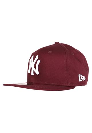 New Era 9FIFTY MLB LEAGUE ESSENTIAL Lippalakki maroon