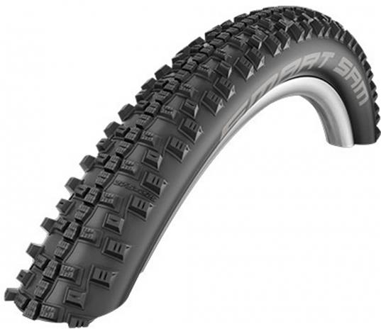 SCHWALBE Smart Sam renkaat 27,5