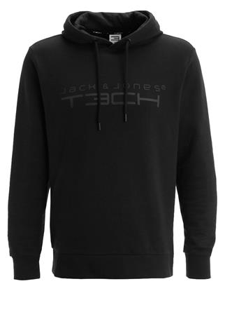 Jack & Jones Tech JJTUP Collegepaita black