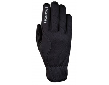 ROECKL WAVRE GORE WINDSTOPPER womens winter gloves black 8,5'