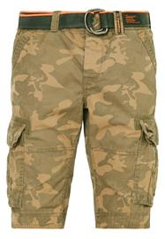 Superdry Shortsit low light green camo