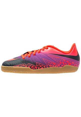 Nike Performance HYPERVENOMX PHELON II IC Futsalkengät total crimson/obsidian/vivid purple/bright citrus