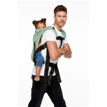 BYKAY Kantoliina Soft Structured Carrier Classic, Mint Green
