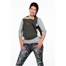 BYKAY Kantoliina Soft Structured Carrier Classic, Steel Grey