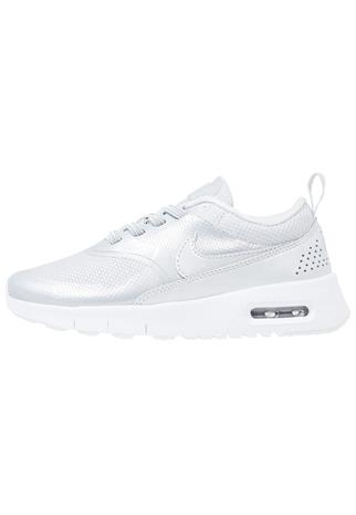 Nike Sportswear AIR MAX THEA SE Matalavartiset tennarit metallic platinum/pure platinum