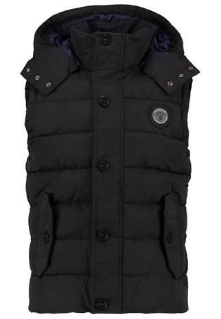 Superdry EVEREST Liivi black