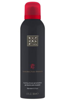 Rituals The Ritual Of Samurai Yuzu Shower Foam (200ml)