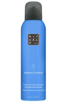 Rituals The Ritual Of Samurai Shower Foam (200ml)