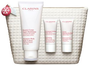 Clarins Jul16 Winter Cocooning Partners