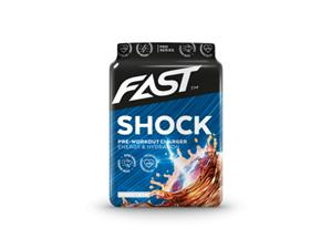 Fast WORKOUT SHOCK, energiajuoman makuinen
