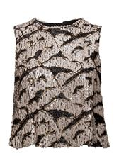 Mango Sequin Embroidery Top 14800279