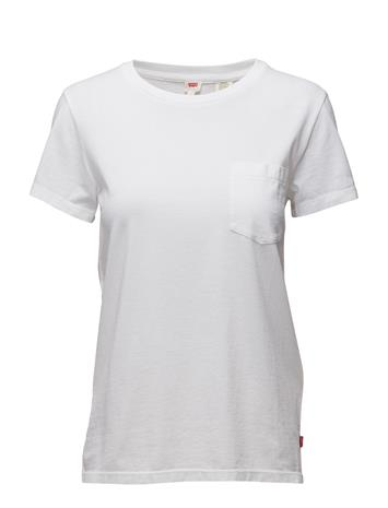 LEVI´S Women The Perfect Pocket Tee White C 14558034