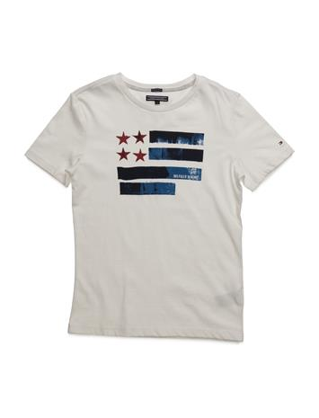 Tommy Hilfiger Iconic Print Cn Tee S/S 13927015