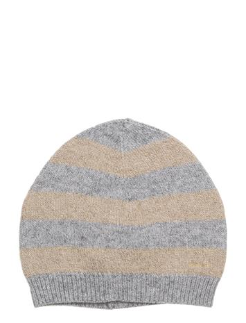 GANT O. Shimmer Striped Beanie 14913173