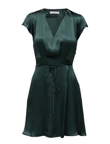Mango Satin Dress 14785342