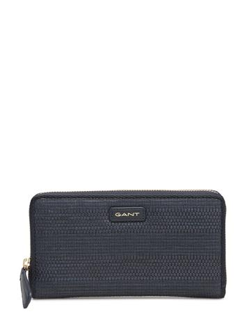 GANT Solid Long Zip Wallet 14913343
