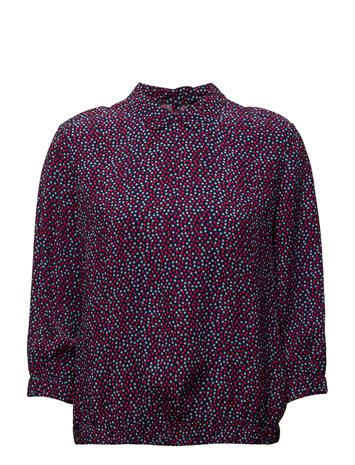 Tommy Hilfiger Gavie Prt Blouse 3/4 Slv 13928332