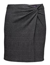 Violeta by Mango Checked Skirt 14508136