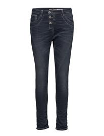 Please Jeans Classic Dark Blue No Holes 14521764