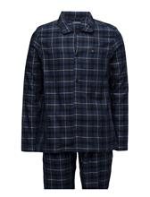 Tommy Hilfiger Corporate Check Woven Set Ls 13980830