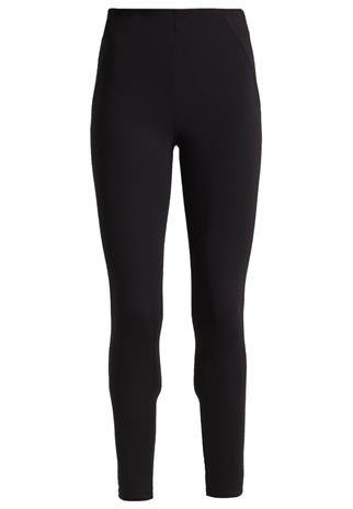 New Look PONTI Leggingsit black