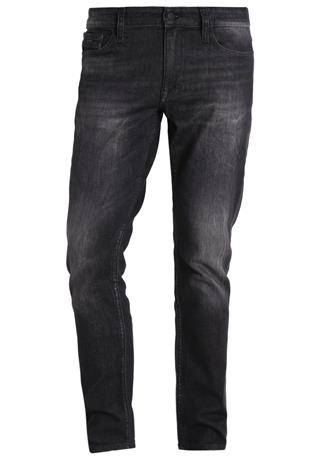 Calvin Klein Jeans SKINNY SHADOW Slim fit farkut black