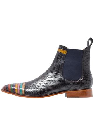 Melvin & Hamilton RILEY 4 Nilkkurit multicolor/black/navy