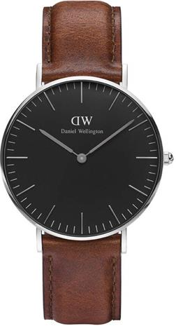 Daniel Wellington Classic Black St Mawes 36mm DW00100142