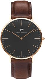 Daniel Wellington St Mawes Classic Black 40mm DW00100124