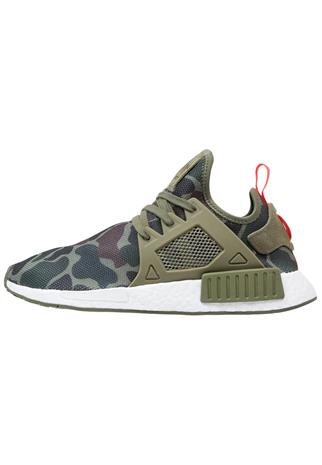 adidas Originals NMD_XR1 Matalavartiset tennarit olive cargo/core black