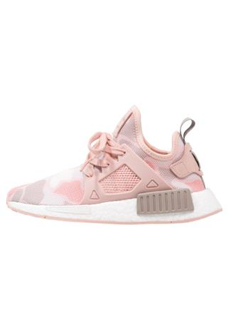 adidas Originals NMD_XR1 Matalavartiset tennarit maroon/icepurple/vapour grey
