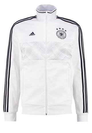 adidas Performance DFB Verryttelytakki white/black