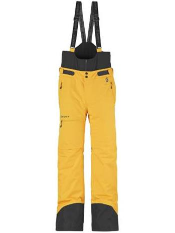 Scott Vertic 2L Insulated Pants citrus yellow / keltainen Miehet