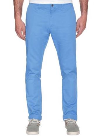 Volcom Frozen Chino Housut false blue / sininen Miehet