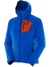 Salomon Ranger Outdoor Jacket brilliant blue / sininen Miehet