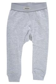 PAPFAR - Baby Leggings, Wool - Grey Melange (716257-130)