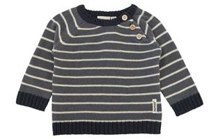 PAPFAR - O-neck Baby - Dark Grey (716340-150)