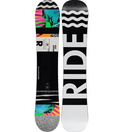 Ride W RAPTURE -16 BLACK/WHITE