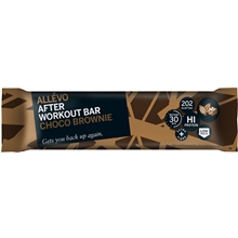 Allevo After Workout Bar Suklaa brownie