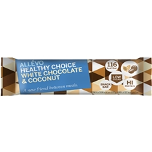 Allevo Healthy Choice White choco-Coconut