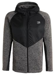 Jack & Jones Tech JJTCOMBINED Fleecetakki grey melange