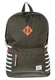 Herschel HERITAGE Reppu forest night/offset stripe