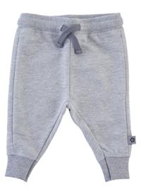 PAPFAR - Sweat Baby Pants - Grey Melange (716365-130)