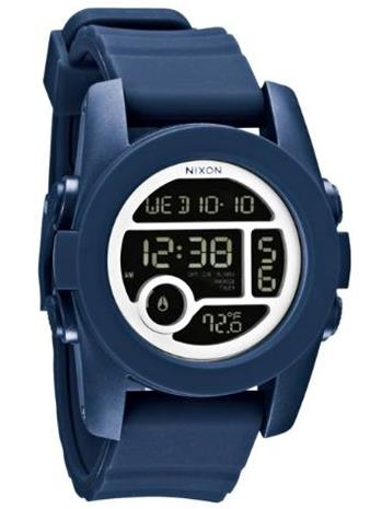 Nixon The Unit 40 Rannekello navy / sininen Naiset
