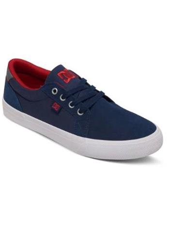 DC Council SD Skeittikengät navy / red / sininen Miehet