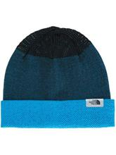 THE NORTH FACE Runners Shinsky Beanie tnf black / blue aster / musta Miehet