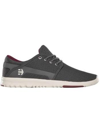Etnies Scout Sneakers grey / red / white / harmaa Miehet
