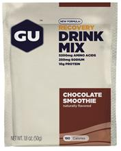 GU Energy Recovery Drink Mix urheiluravinne Chocolate Smoothie 5